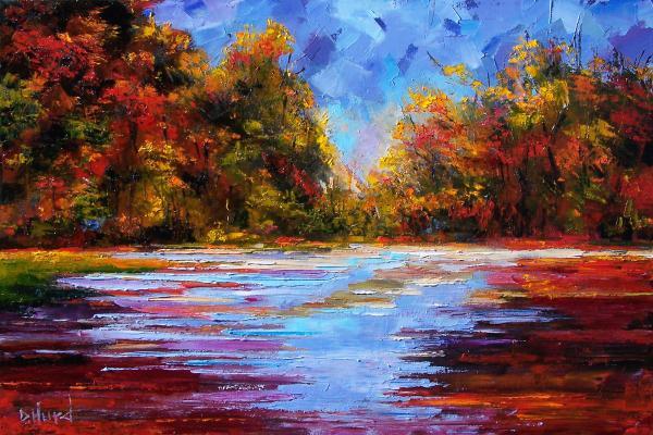 Debra Hurd - Autumn Morning